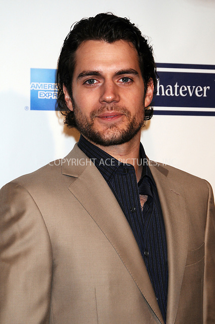WWW.ACEPIXS.COM . . . . . ....April 22 2009, New York City....Henry Cavill arriving at the premiere of 'Whatever Works' during the 2009 Tribeca Film Festival at Ziegfeld on April 22, 2009 in New York City.....Please byline: AJ SOKALNER - ACEPIXS.COM.. . . . . . ..Ace Pictures, Inc:  ..tel: (212) 243 8787 or (646) 769 0430..e-mail: info@acepixs.com..web: http://www.acepixs.com