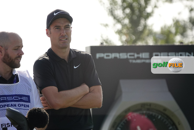 Ross Fisher (ENG) during the final round of the Porsche European Open , Green Eagle Golf Club, Hamburg, Germany. 08/09/2019<br /> Picture: Golffile   Phil Inglis<br /> <br /> <br /> All photo usage must carry mandatory copyright credit (© Golffile   Phil Inglis)