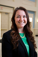 Tiffany Towne from the School of Business is pictured on January 19, 2018. (Photo by Jessie Rogers)
