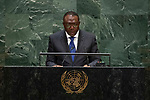 General Assembly Seventy-fourth session<br /> <br /> <br /> <br /> His Excellency Kokou KPAYEDOChair of Delegation of Togo