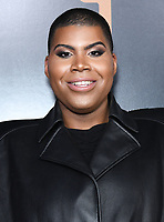 09 March 2019 - Los Angeles, California - EJ Johnson. Grand Opening of Shaquille's at L.A. Live held at Shaquille's at L.A. Live. Photo Credit: Birdie Thompson/AdMedia