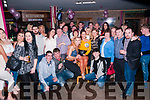 21st Birthday : Rachel O'Gorman, Listowel celebrating her 21st birthday with family & friends at Christy's Bar, Listowel on Saturday night last.