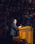 1608-44 384<br /> <br /> Education Week<br /> Elder Holland Devotional<br /> <br /> August 16, 2016<br /> <br /> Photography by: Mark A. Philbrick/BYU Photo<br /> <br /> Copyright BYU Photo 2016<br /> All Rights Reserved<br /> photo@byu.edu (801)422-7322<br /> <br /> 712