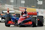 31 August 2007: Sarah Fisher (USA) at the Detroit Belle Isle Grand Prix, Detroit, Michigan.
