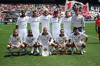 Los Angeles Galaxy Team Photo. DC United defeated The Los Angeles Galaxy 4-1,Sunday June 29, 2008 at RFK Stadium.