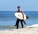 July 8th 2012     Exclusive <br /> <br /> <br /> Brody Jenner surfing in Malibu California wearing a wetsuit talking with friends on the beach shirtless. <br /> <br /> <br /> AbilityFilms@yahoo.com<br /> 805 427 3519<br /> www.AbilityFilms.com