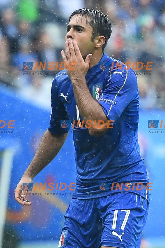 Eder Italia <br /> Paris 27-06-2016 Stade de France Football Euro2016 Italy - Spain  / Italia - Spagna Round of 16. Foto Massimo Insabato  / Insidefoto