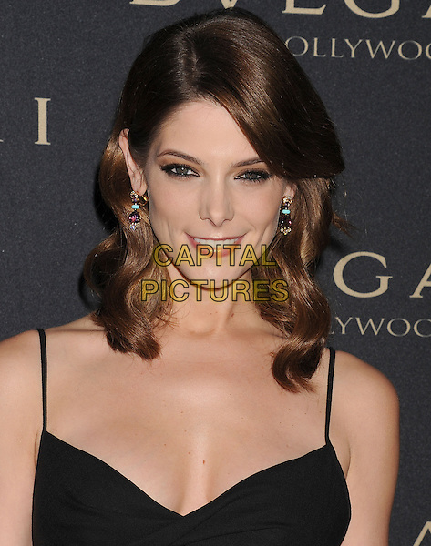 WEST HOLLYWOOD, CA- FEBRUARY 25: Actress Ashley Greene arrives at the BVLGARI 'Decades Of Glamour' Oscar Party Hosted By Naomi Watts at Soho House on February 25, 2014 in West Hollywood, California.<br /> CAP/ROT/TM<br /> &copy;Tony Michaels/Roth Stock/Capital Pictures