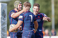 London Scottish v Cornish Pirates 01.10.2016 - Match Images