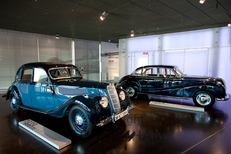 BMW 335 1939 at Museum in Munich, Bavaria, Germany | TIM GRAHAM