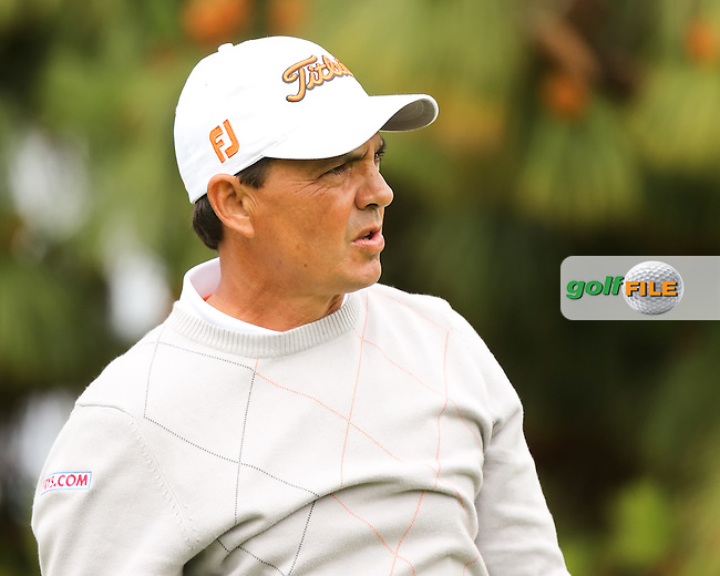 15 MAR 13  Californian Tom Pernice Jr. in action during Fridays First Round at The Toshiba Classic at Newport Beach Country Club in Newport Beach, California. (photo:  kenneth e.dennis / kendennisphoto.com)