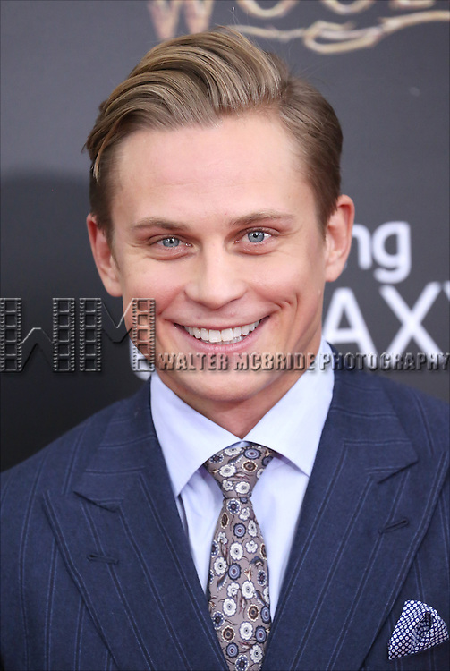 Billy Magnussen attends the 'Into The Woods' World Premiere at Ziegfeld Theater on December 8, 2014 in New York City.