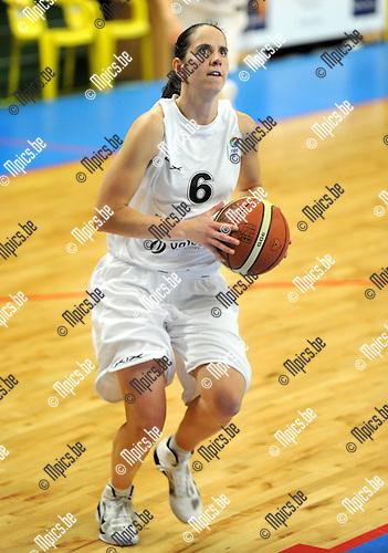 11-11-03 / Basketbal / seizoen 2011-2012 / Sint Katelijne Waver / Van den Vonder Ilse..Foto: Mpics