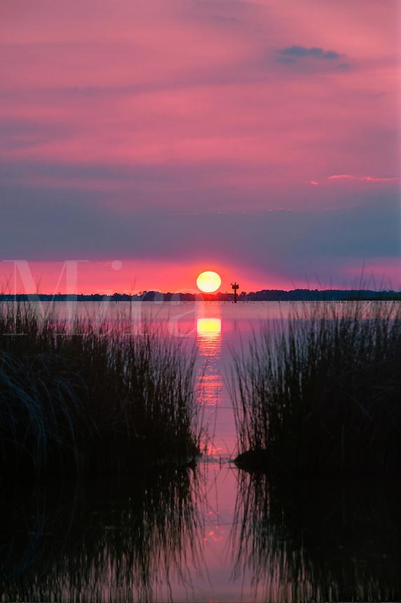 Outer Banks Sunset, Corolla, OBX, North Carolina