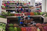 market in Thimpu, Bhutan
