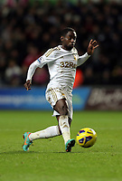 Sunday, 28 November 2012<br /> Pictured: Nathan Dyer.<br /> Re: Barclays Premier League, Swansea City FC v West Bromwich Albion at the Liberty Stadium, south Wales.