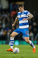 Queens Park Rangers' Pawel Wszolek<br /> <br /> Photographer Andrew Kearns/CameraSport<br /> <br /> The EFL Sky Bet Championship -  Aston Villa v Queens Park Rangers - Tuesday 13th March 2018 - Villa Park - Birmingham<br /> <br /> World Copyright &copy; 2018 CameraSport. All rights reserved. 43 Linden Ave. Countesthorpe. Leicester. England. LE8 5PG - Tel: +44 (0) 116 277 4147 - admin@camerasport.com - www.camerasport.com