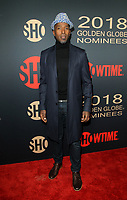 6 January 2018 - Los Angeles, California - Ntare Guma Mbaho Mwine. Showtime Golden Globe Nominee Celebration held at the Sunset Tower Hotel in Los Angeles. Photo Credit: AdMedia