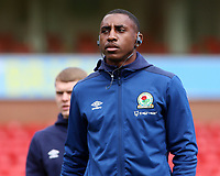 Blackburn Rovers' Amari'i Bell looks on<br /> <br /> Photographer David Shipman/CameraSport<br /> <br /> The EFL Sky Bet Championship - Nottingham Forest v Blackburn Rovers - Saturday 13th April 2019 - The City Ground - Nottingham<br /> <br /> World Copyright © 2019 CameraSport. All rights reserved. 43 Linden Ave. Countesthorpe. Leicester. England. LE8 5PG - Tel: +44 (0) 116 277 4147 - admin@camerasport.com - www.camerasport.com