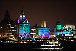 Liverpool, European Capital of Culture 2008, Transition Light Night - The People's Celebration