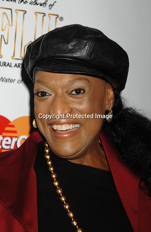 Jessye Norman ..arriving at The Citymeals-on-Wheels 20th Annual Power Lunch for Women on November 17, 2006 at The Rainbow ..Room in New York City...Robin Platzer, Twin Images
