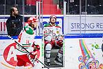 S&ouml;dert&auml;lje 2013-12-12 Ishockey Hockeyallsvenskan S&ouml;dert&auml;lje SK - Mora IK :  <br /> Mora 40 Jonathan Harty i utvisningsb&aring;set under den f&ouml;rsta perioden<br /> (Foto: Kenta J&ouml;nsson) Nyckelord:  utvisning utvisad utvisas