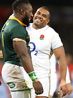 Kyle Sinckler of England during the 2018 Castle Lager Incoming Series 2nd Test match between South Africa and England at the Toyota Stadium.Bloemfontein,South Africa. 16,06,2018 Photo by Steve Haag / stevehaagsports.com