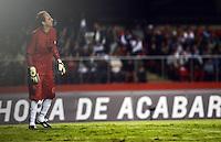 SAO PAULO SP, 03 Julho 2013 - Sao Paulo  X Corinthians.   Lance com  Rogerio Ceni  durante primeira partida da final da recopa sulamericana  de 2013  no Estadio do Morumbi em  Sao Paulo, nesta quarta , 03. (FOTO: ALAN MORICI / BRAZIL PHOTO PRESS).