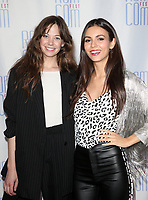 """LOS ANGELES, CA - JUNE 21: Analeigh Tipton, Victoria Justice, at 2019 Rom Com Fest Los Angeles - """"Summer Night"""" at Downtown Independent in Los Angeles, California on June 21, 2019. Credit: Faye Sadou/MediaPunch"""