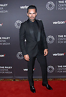 NEW YORK, NY - MAY 15: Fabian Rios at The Paley Honors: A Gala Tribute To Music On Television at Cipriani Wall St in New York City . on May 15, 2018. Credit: Diego Corredor/MediaPunch