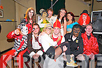 Halloween Fancy Dress: Regulars at The Kingdom Bar, Listowel enjoying the Fancy Dress party on Saturday night last.