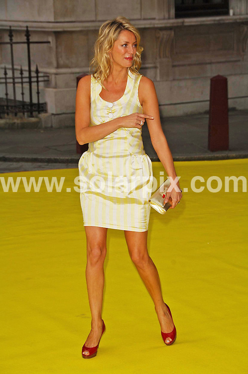 **ALL ROUND PICTURES FROM SOLARPIX.COM**.**WORLDWIDE SYNDICATION RIGHTS**.Tess Daly.arriving at  the Royal Academy Summer Exhibition 2007 - VIP private view.Venue: Royal Academy Of Arts, London, W1, Attend world's oldest and largest open art competition and exhibition, displaying around 1000 works from 13,000 submissions. £70k worth of prizes are awarded during exhibition..JOB REF:  4041   MSR    DATE: 06.06.07.**MUST CREDIT SOLARPIX.COM OR DOUBLE FEE WILL BE CHARGED* *UNDER NO CIRCUMSTANCES IS THIS IMAGE TO BE REPRODUCED FOR ANY ONLINE EDITION WITHOUT PRIOR PERMISSION*