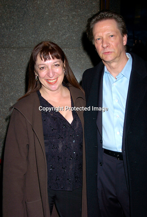borderline gay actor chris cooper and his ugly wife