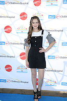 "LOS ANGELES - NOV 18:   Olivia Sanabia at the UCLA Childrens Hospital ""Party on the Pier"" at the Santa Monica Pier on November 18, 2018 in Santa Monica, CA"