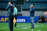 Gamba Osaka Head Coach Hasegawa Kenta during the AFC Champions League 2017 Group H match Between Jeju United FC (KOR) vs Gamba Osaka (JPN) at the Jeju World Cup Stadium on 09 May 2017 in Jeju, South Korea. Photo by Marcio Rodrigo Machado / Power Sport Images