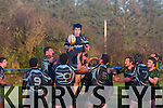 J.J. Johnson Killorglin takes the  Line Out  at killorglin rfc vs fermoy rfc Match at O'Dowd Park Tralee on Sunday