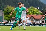 07.07.2019, Parkstadion, Zell am Ziller, AUT, TL Werder Bremen Zell am Ziller / Zillertal Tag 03 - FSP Blitzturnier<br /> <br /> im Bild<br /> Yuya Osako (Werder Bremen #08), <br /> <br /> im ersten Spiel des Blitzturniers SV Werder Bremen vs WSG Swarowski Tirol, <br /> <br /> Foto © nordphoto / Ewert