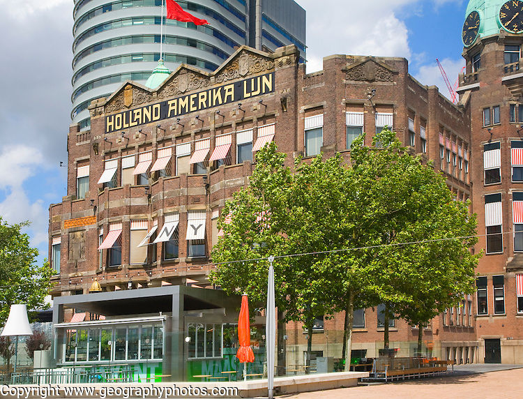 Hotel New York, Holland Amerika Line, Rotterdam, Netherlands