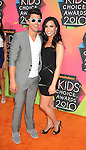 LOS ANGELES, CA. - March 27: Joe Jonas and Demi Lovato arrive at Nickelodeon's 23rd Annual Kid's Choice Awards at Pauley Pavilion on March 27, 2010 in Los Angeles, California.