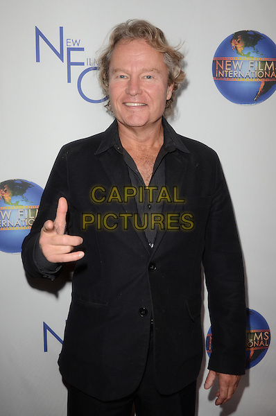 "John Savage.""Saving Grace B. Jones"" Los Angeles Premiere held at the ICM Screening Room, Century City, California, USA..December 13th, 2012.half length black suit hand arm.CAP/ADM/TW.©Tonya Wise/AdMedia/Capital Pictures."