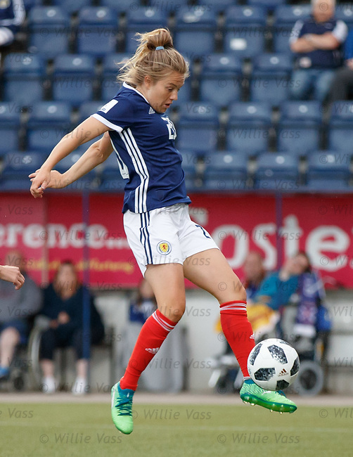 Fiona Brown, Scotland women