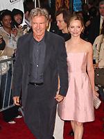 Harrison Ford, Calista Flockhart, 2008, Photo By John Barrett/PHOTOlink