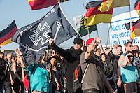 """16-05-07 Rechter Aufmarsch """"Merkel muss weg"""""""