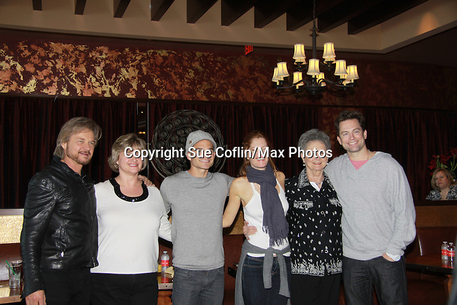 """Drama Brunch - The Young & The Restless stars Nichols - Rikaart - Stafford - Muhney and fans came for the fans with a brunch and photos during the Soap Opera Festivals Weekend - """"All About The Drama"""" on March 25, 2012 at Bally's Atlantic City, Atlantic City, New Jersey.  (Photo by Sue Coflin/Max Photos)"""
