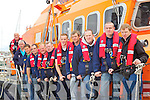 ROCK STEADY CREW: Pictured at the Fenit Lifeboat Regatta on Sunday were the life boat crew from front l-r: John J Moriarty, Stephen O'Sullivan, John Williams, Lee Sugrue, Pierse Boland, JP Brick, Guy Waugh, Kevin Deady, Adrian O'Mahony, Finbarr O'Connell and Gerard O'Donnell..