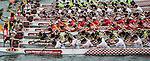 DragonBoating HK for SocGen - 2012