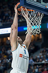 Real Madrid Felipe Reyes during Turkish Airlines Euroleague match between Real Madrid and Brose Bamberg at Wizink Center in Madrid, Spain. April 06, 2018. (ALTERPHOTOS/Borja B.Hojas)