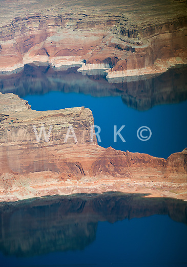 Lake Powell, Utah.  March 2014