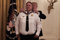 Pres. Trump and Ohio first responders
