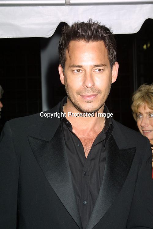 ©2003 KATHY HUTCHINS / HUTCHINS PHOTO.30th Daytime Emmys.NEW YORK CITY, NY.MAY 16, 2003..RICKY PAULL GOLDIN